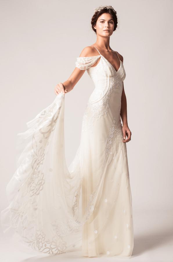 Temperley london ann louise bridal for Temperley wedding dress sample sale