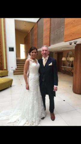 Helen in St Patrick Bridal Zeneta