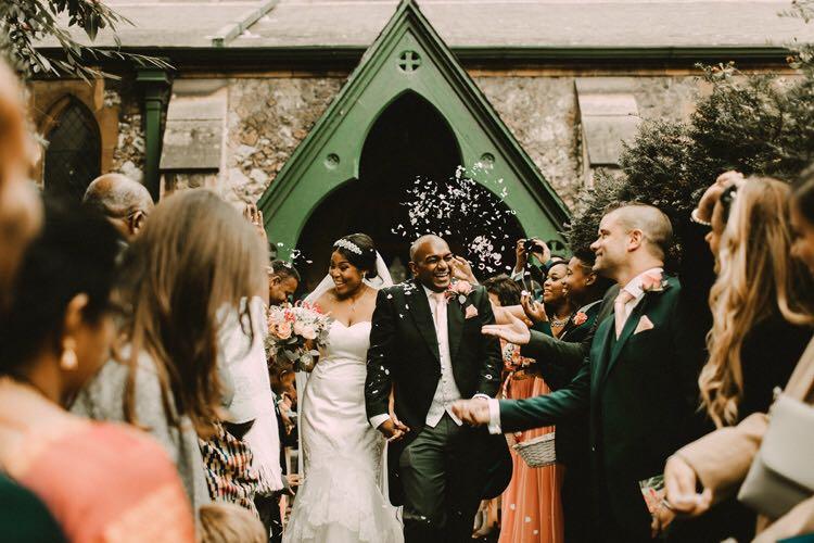 Beautiful Real bride Zyreeta in Enzoani