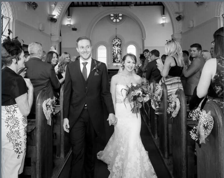Real Bride Jemma in St Patrick Bridal