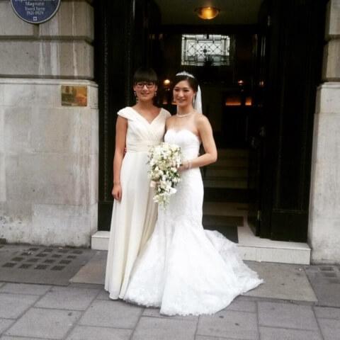 Real Bride Sophia in St Patrick BrIdal