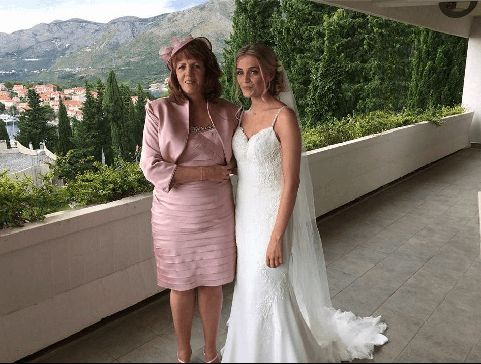 Real bride Emma in St Patrick Bridal