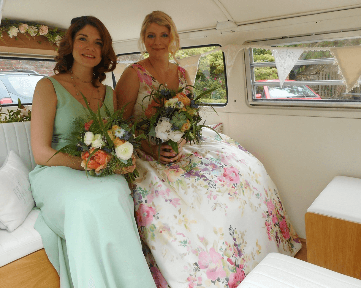 Real bride Zoya in Charlotte Balbier