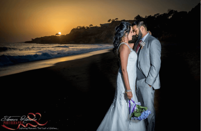 Real bride Sonham in Enzoani
