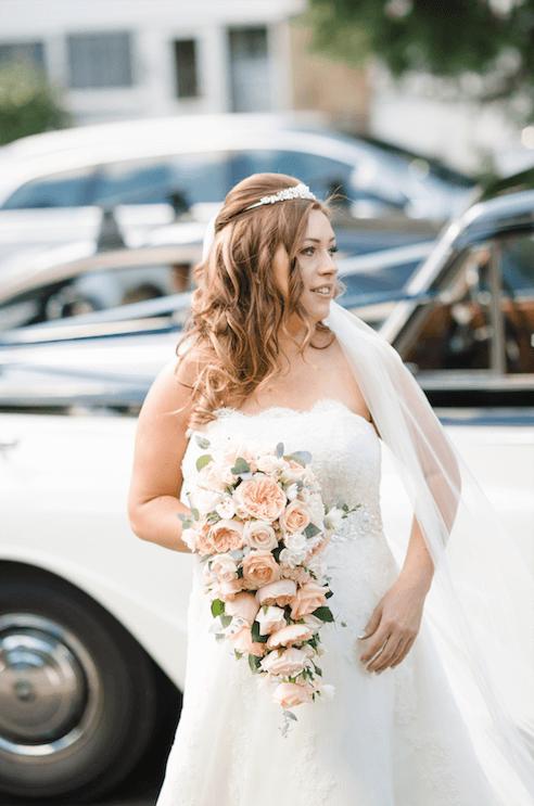 Real Bride Nicola in St Patrick Bridal